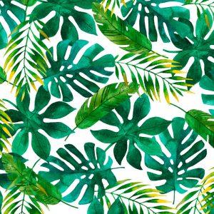 Artebene Serviette Blätter
