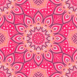 Artebene Serviette Mandala