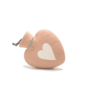 Herzwärmflasche Herz