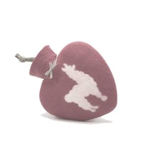 Herzwärmflasche Lama