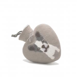 Herzwärmflasche Bulldoge