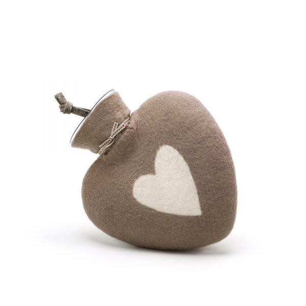 Dorothee Lehnen Herzwärmflasche Herz