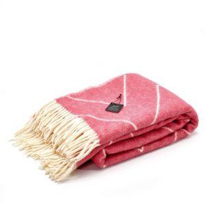 Decke Pink Blush