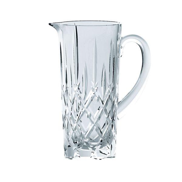 Wasserkrug Saftkrug Karaffe Glas Nachtmann hochwertig