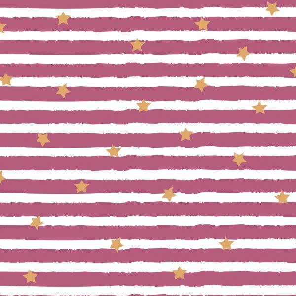 Artebene Serviette Streifen Sterne; Papierserviette; schöne Serviette