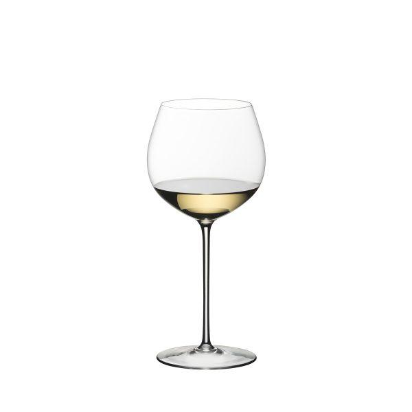 Chardonnay Weißweinglas Riedel mundgeblasen