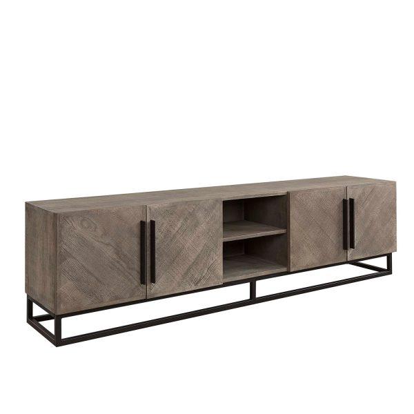 Sideboard Holzsideboard teak schick