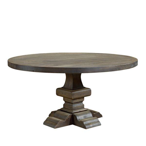 Esstisch rund Holz groß