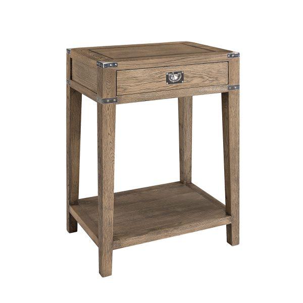 Nachttisch Sidetable Artwood holz teak