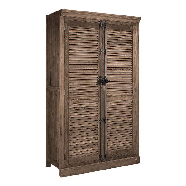 Kleiderschrank Elmwood Holzkleiderschrank Schrank