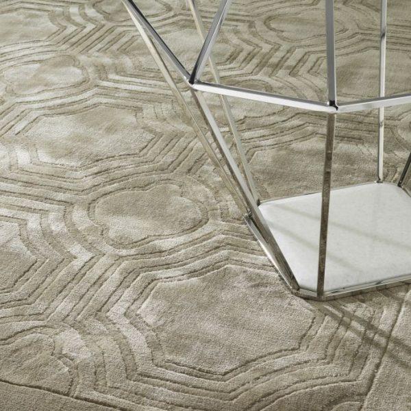 Artwood Teppich Luxusteppich Hotel elegant schick weich edel selbstreinigend
