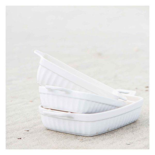Backform gross Mynte Pure White