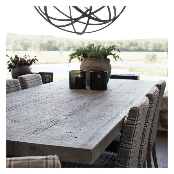 Esstisch Massivholz Tisch Dinner Tisch