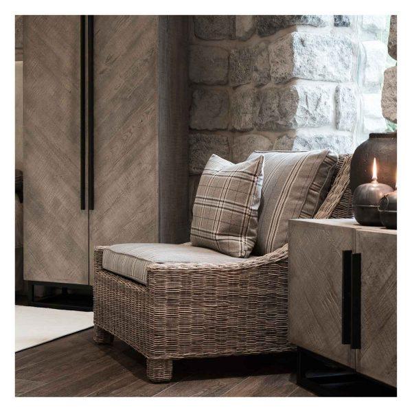 Holzschrank Artwood Natur Loft Penthouse