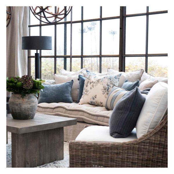 Sofatisch Holztisch Landhaus stilvoll Luxus