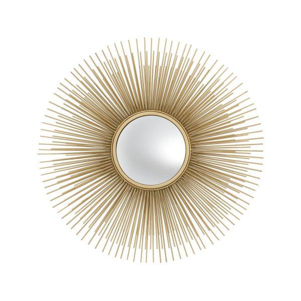 Dekospiegel Luxus Zuhause schöner Spiegel hochwertig glanz edel