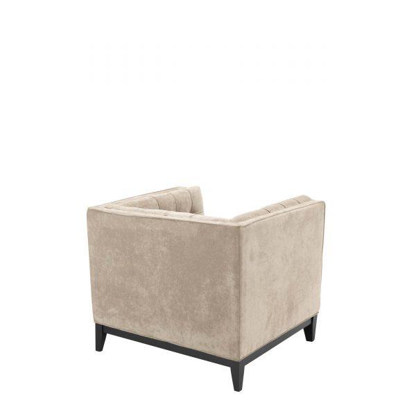 rückseite dezenter stuhl