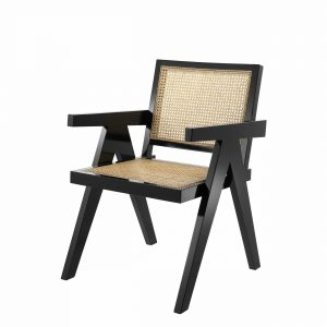 Dining Chair Adagio schwarz