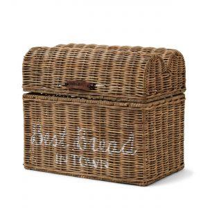 RR Best Bread In Town Bread Box