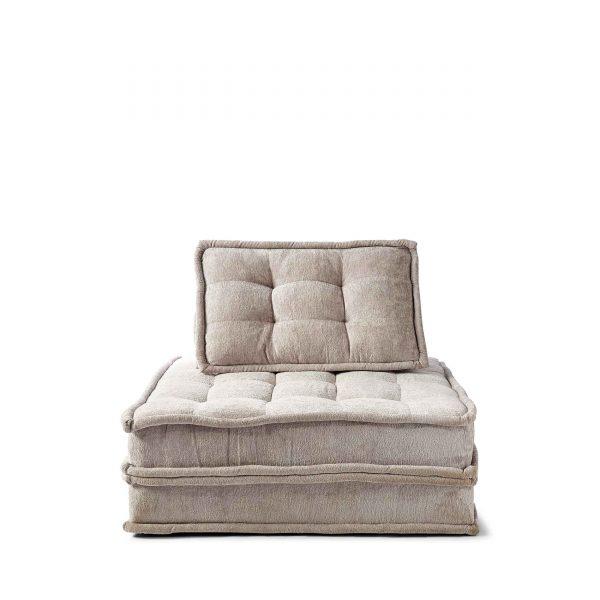 Sitzelement, Sitzpolster, Sitzhocker, robuste Sitzmatte, cozy chill riviera maison