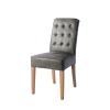 Riviera Maison Essstuhl, Esszimmerstuhl, Stuhl ohne Armlehne, Riviera Maison eleganter Stuhl