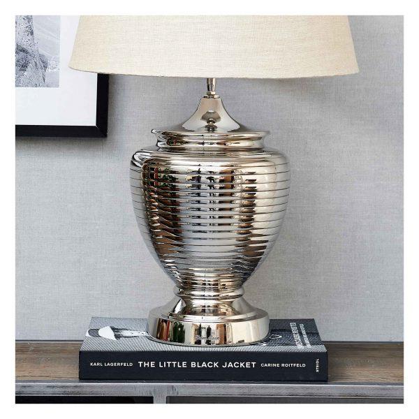 Tischlampe Tischleuchte edle Lampe Riviera Maison