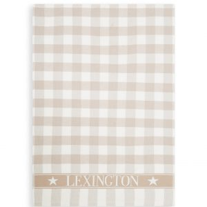 Küchentuch Icons Checked Cotton Terry Kitchen Towel