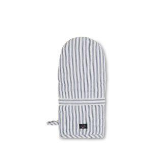 Topfhandschuhe Icons Cotton Herringbone Striped Mitten
