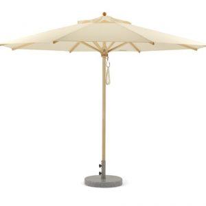 Weishäupl Klassiker Sonnenschirm mit Flaschenzug